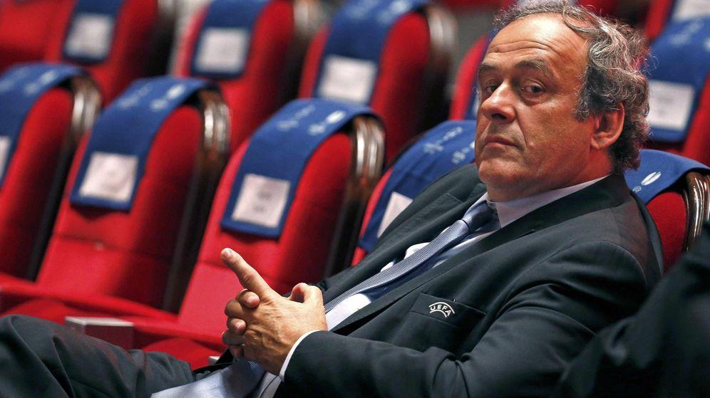 Foto: El Comité de Ética de la FIFA pide la expulsión de por vida de Platini (Reuters).