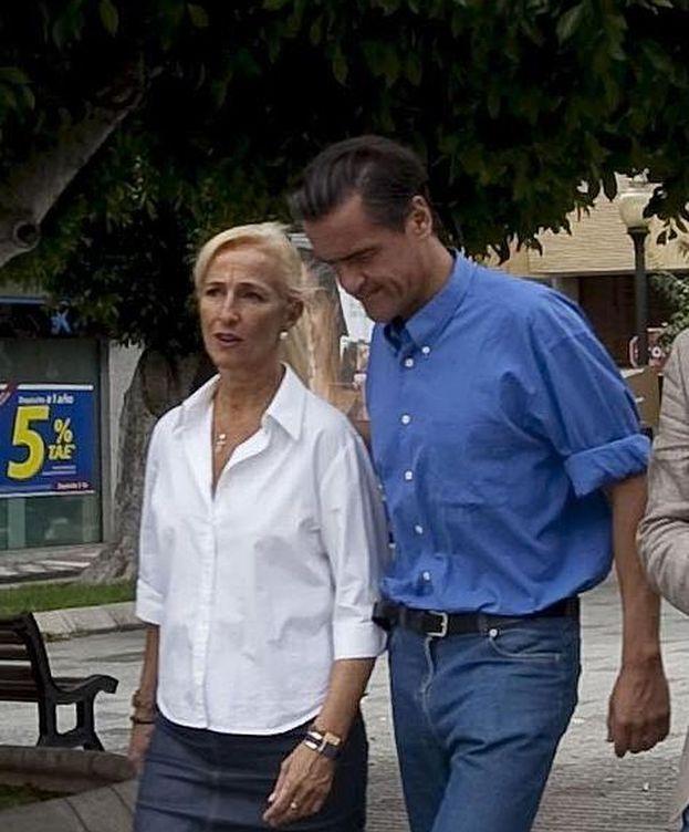Foto: Natalia de la Nuez y López Aguilar, en una imagen de archivo (Efe)
