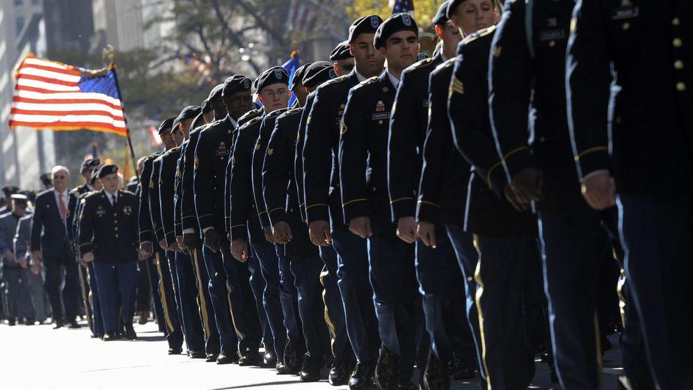 Foto: Un desfile militar en 2016. (EFE)