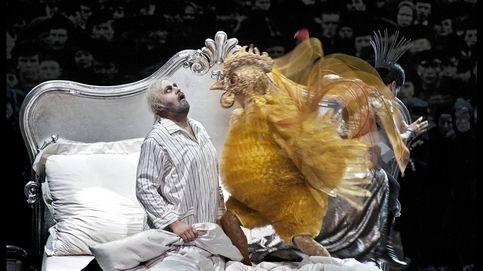'El gallo de oro', una sátira contra los gobernantes ególatras y estúpidos