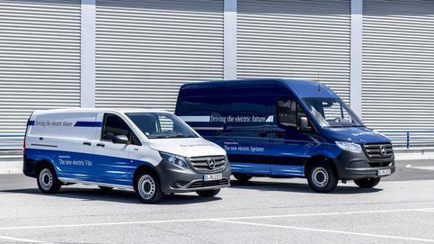 eVito y eSprinter, la ofensiva eléctrica de Mercedes en España para 2019