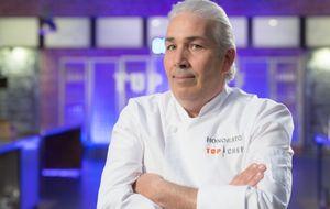 Honorato y el alginato, protagonistas en lo nuevo de 'Top Chef'