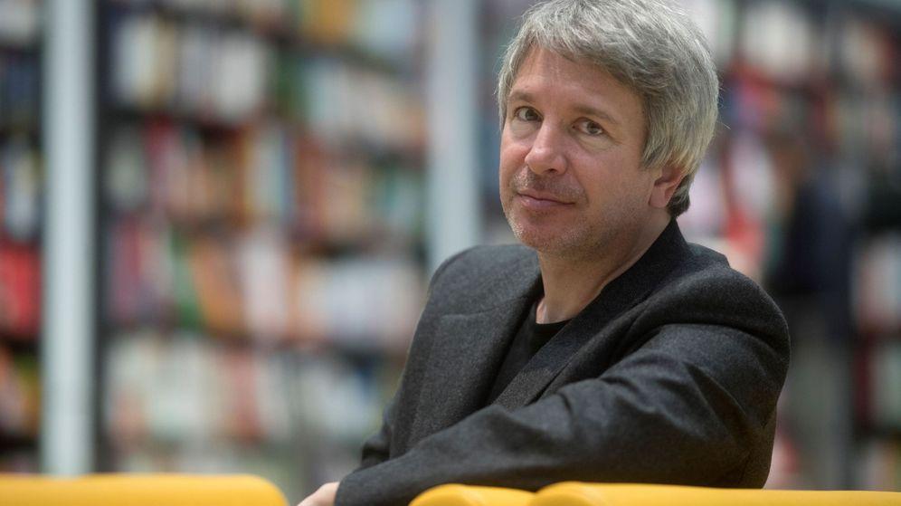 Foto: El escritor francés Éric Vuillard. (EFE)