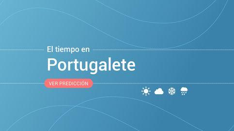 El tiempo en Portugalete para hoy: alertas por fenómenos costeros y vientos