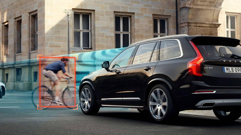 Volvo fue una de las marcas pioneras en la detección de peatones y ciclistas.