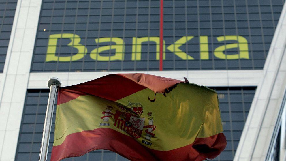 El Estado inyectó en Bankia casi el doble de lo que el BdE estimaba que costaría su rescate