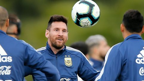 El fregado del hijo de Messi (con el Real Madrid) que deja mal a Ernesto Valverde