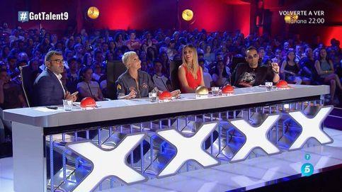 'Got Talent' anota su entrega más vista de la temporada con 2,5 millones