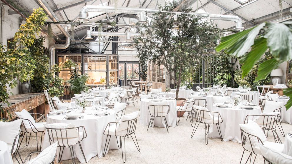 Ovillo, el restaurante más bonito (y solidario) de Madrid
