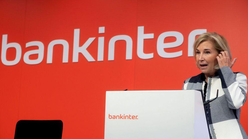 Foto: La presidenta de Bankinter, María Dolores Dancausa
