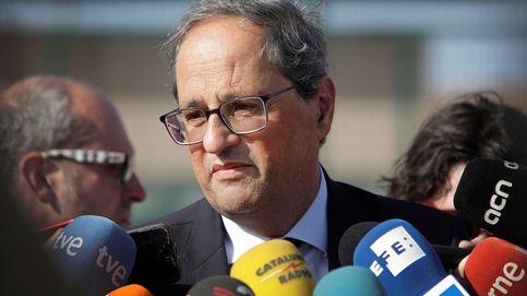 Torra será juzgado por los lazos en pleno aniversario del 1-O: hasta 3 años inhabilitado