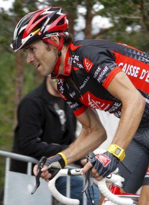 Alejandro Valverde será el líder del Caisse D'Epargne en la Vuelta