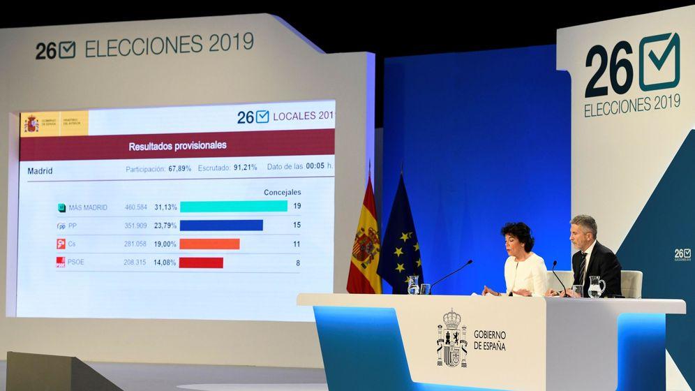 Foto: Elecciones electorales en España. (EFE)