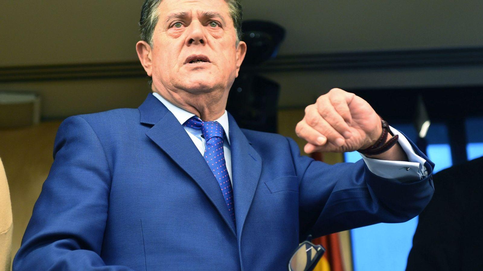 Foto: El exministro de Defensa, Federico Trillo. (EFE)