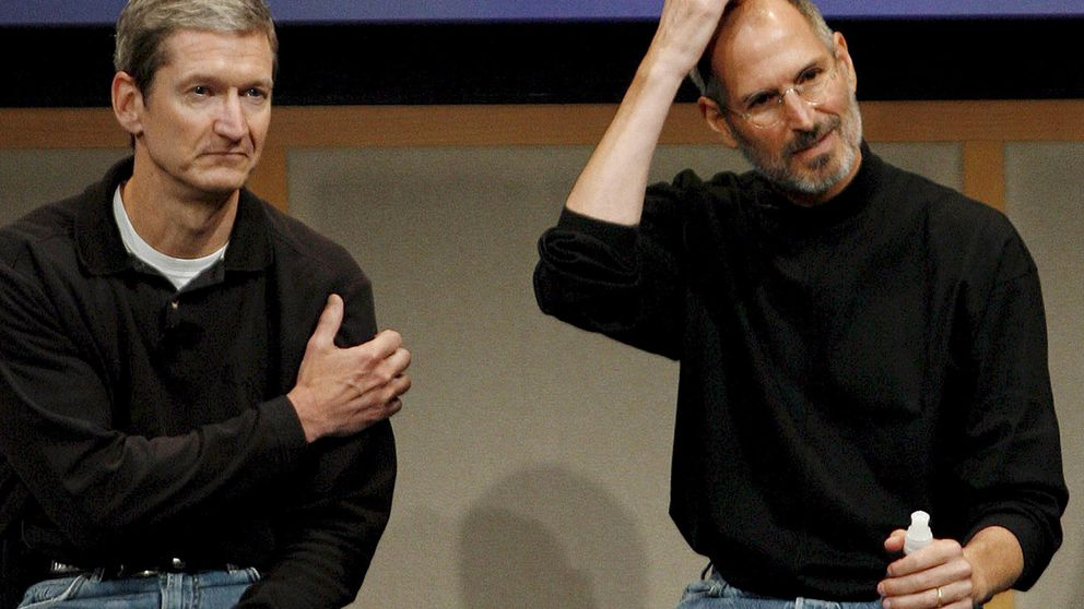 Tim Cook le ofreció a Steve Jobs parte de su hígado, pero lo rechazó