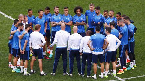 La receta de Zidane para ser campeón: Saber sufrir y correr, correr, correr, correr