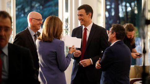 Sánchez anuncia su intención de agotar la legislatura y convocar elecciones en 2020