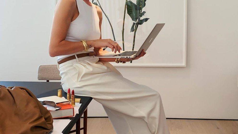 El look definitivo para ir a la oficina como una modelo tengas el cuerpo que tengas