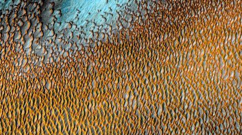 La NASA publica una imagen del 'mar de dunas' de Marte