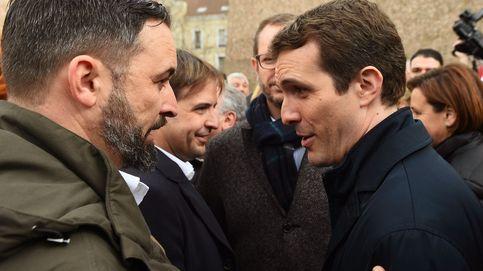 El PP recupera oxígeno gracias a la caída de Vox, pero la derecha sigue sin sumar