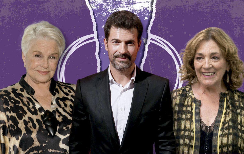 Los actores ya no quieren oír hablar de Podemos