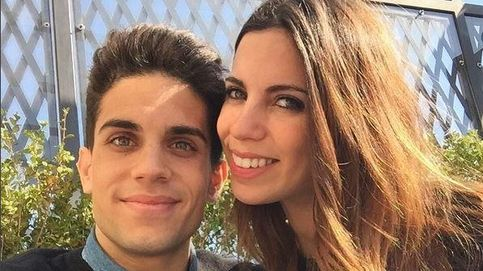 Gala, la hija de Marc Bartra y Melissa Jiménez, hace su debut en sociedad