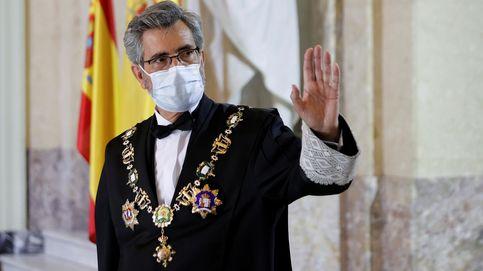 Lesmes critica el bloqueo político y la reforma impuesta sobre el CGPJ: Es insostenible