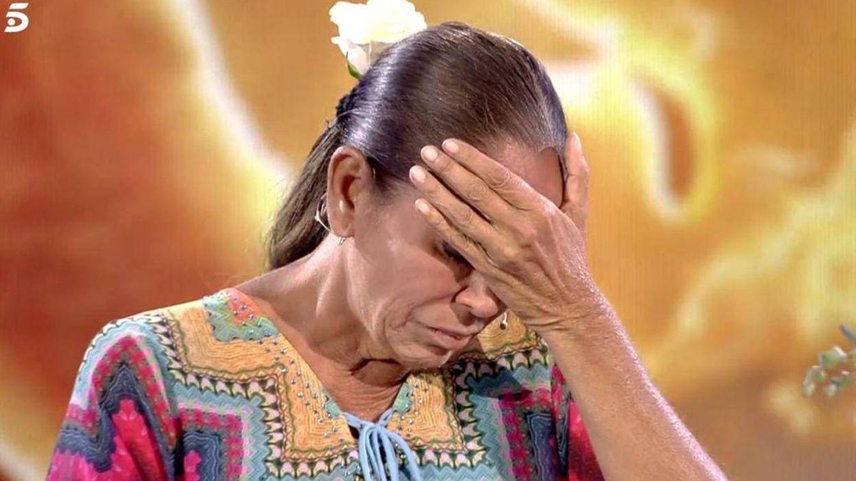 Isabel Pantoja abandona las grabaciones de 'Idol Kids' por la grave salud de su madre