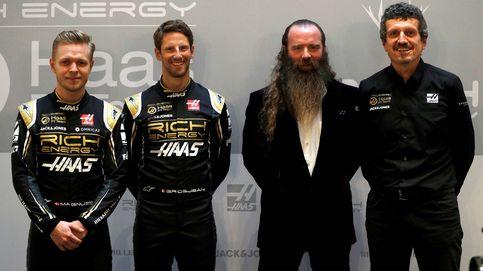 El esperpéntico rapapolvo a Haas de un patrocinador o el gran ridículo en la F1