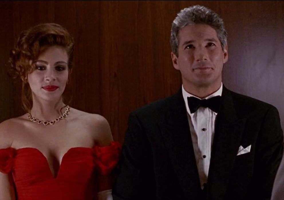 Foto: Película 'Pretty Woman', en Telecinco