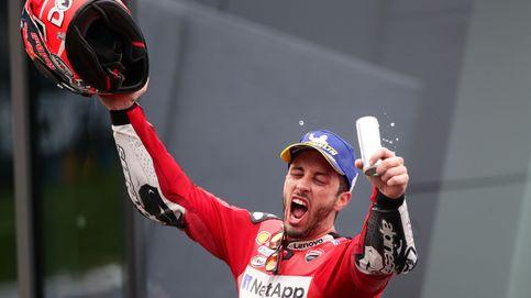 Resultado MotoGP: Dovizioso gana a Márquez tras una batalla titánica en Austria