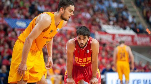 El Barcelona Lassa sufre de lo lindo para llevarse la victoria ante el UCAM Murcia