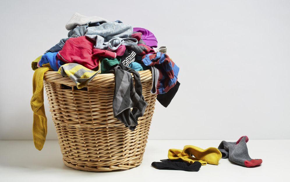 Foto: Imposible deshacerse de la montaña de calcetines. (iStock)