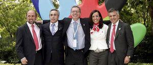 Foto: Urdangarín y Gallardón quisieron colocar a Mercedes Coghen al frente del COE en 2005