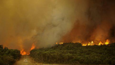 La Xunta juega con fuego en el décimo aniversario de la catástrofe forestal de 2006