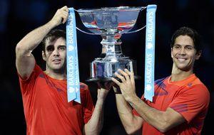 Marrero, último maestro: ¿Y si jugamos la Copa Masters en tierra?