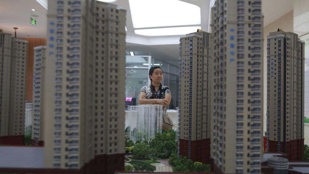 Foto: China registra fuertes alzas en los precios de casas