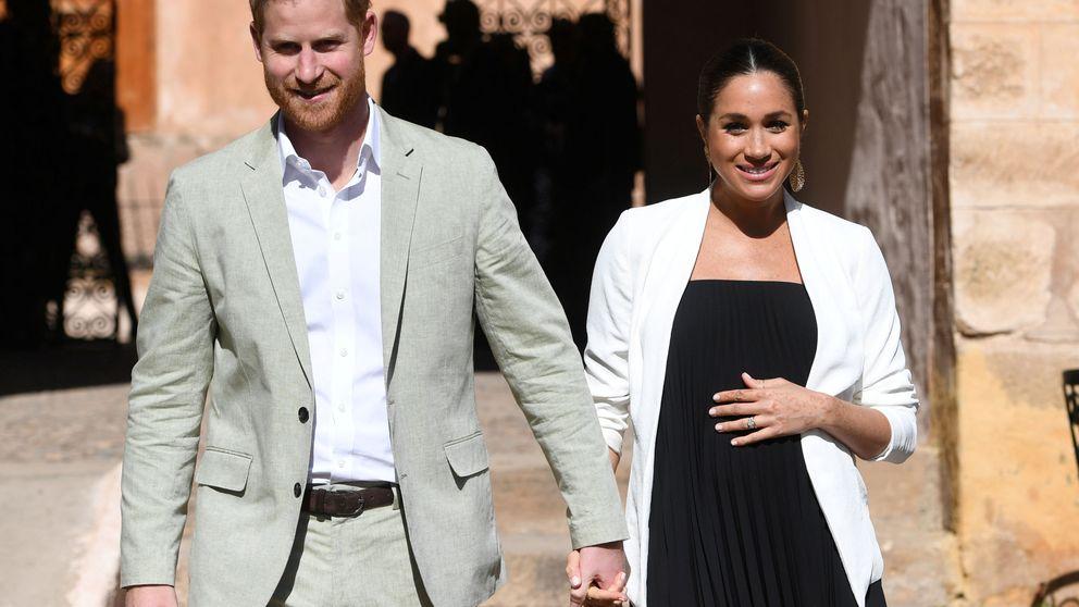 El hijo de Meghan y Harry, un bebé precoz: primer viaje oficial a los seis meses