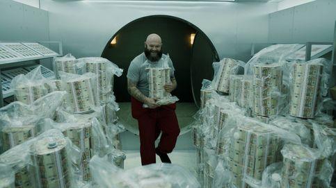 'La casa de papel' regresa con mínimo, a pesar del fojo dato de Bertín