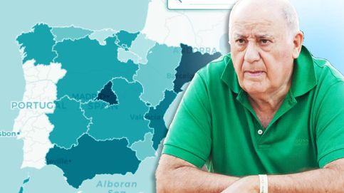 Así se ha repartido la donación millonaria de Amancio Ortega para combatir cáncer