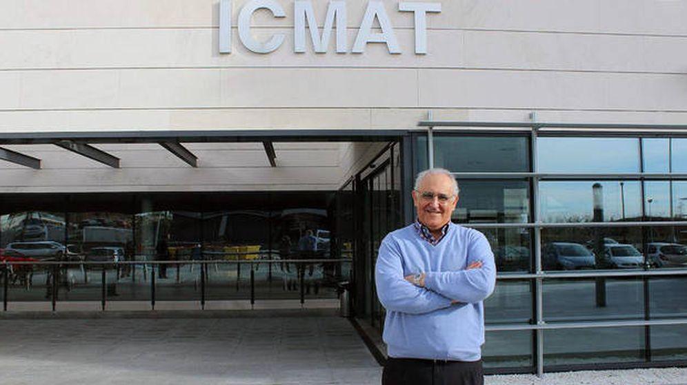 Foto: El matemático Manuel de León, exdirector del Instituto de Ciencias Matemáticas (ICMAT), debe ser restituido en su cargo según el Tribunal Superior de Justicia de Madrid (ICMAT)