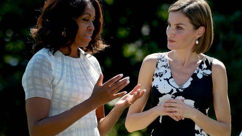 Todas las claves  sobre el encuentro de Letizia y Michelle Obama