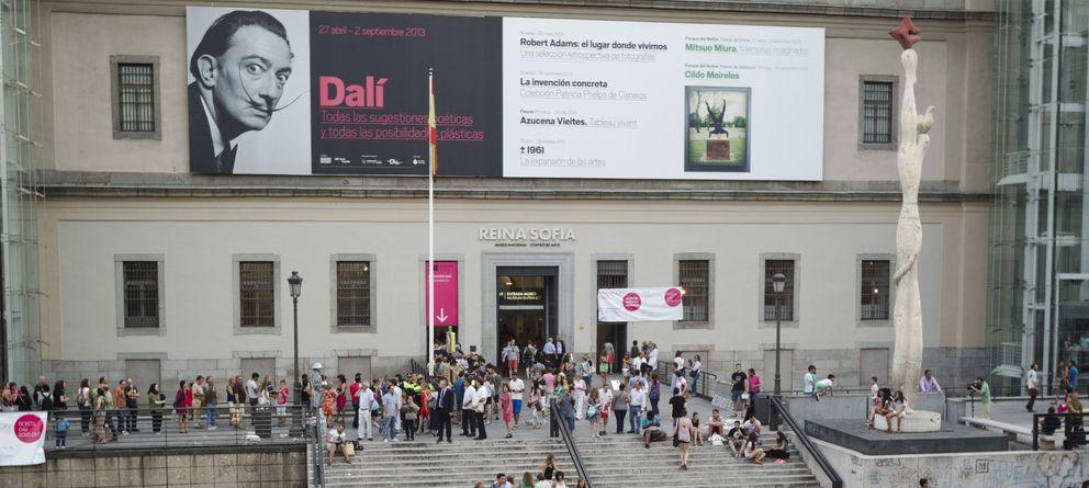 La exposición de Salvador Dalí circuló a más de 600 personas por hora