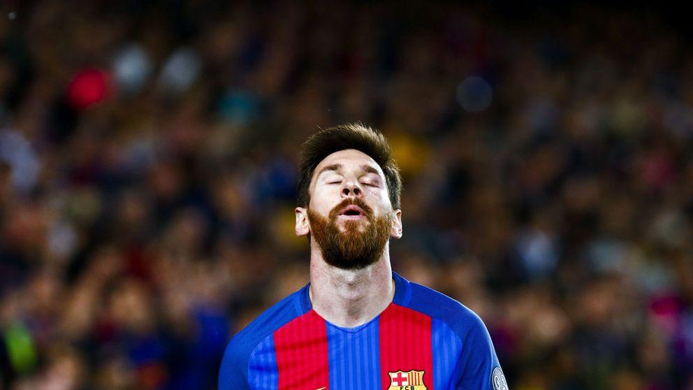 Luis Enrique se agarra a Messi para despedirse del estadio que más aborrece