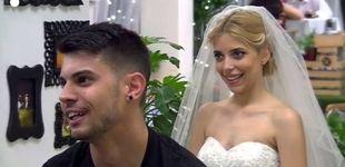 Post de ¿Cómo reaccionarías si tu cita en 'First Dates' acude vestida de novia?