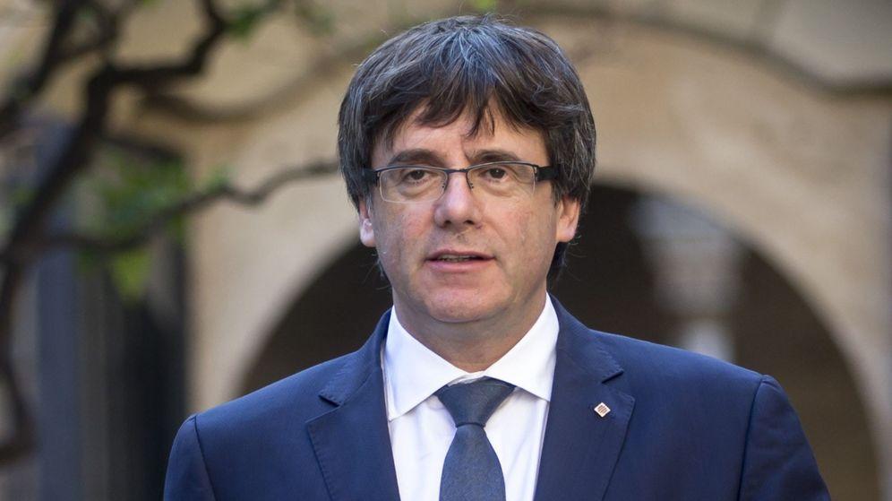España: Fiscal afirma que detención de presidente catalán es
