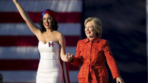 Katy Perry se desnuda para apoyar a Hillary Clinton y destronar a Donald Trump