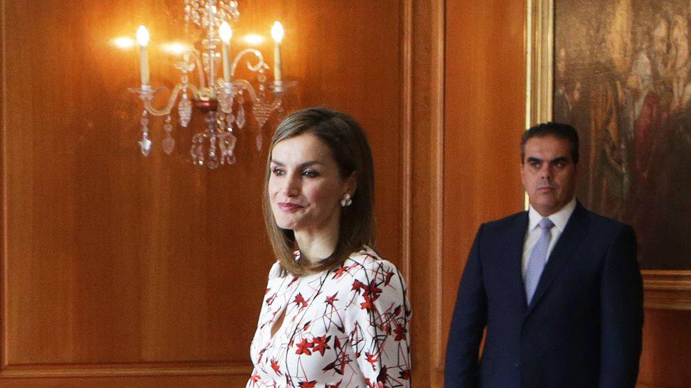 Foto: Los Reyes presiden las audiencias de los Premios Princesa de Asturias