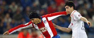 El Atlético termina la primera vuelta en Champions