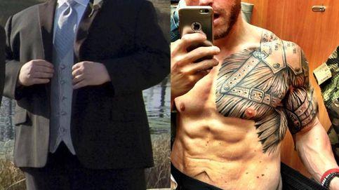 La dieta con la que este hombre perdió 86 kg: una historia inspiradora